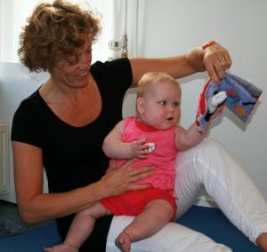 Kinderfysiotherapeut Marian Schouwaert