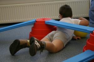 Fysiotherapie voor peuters